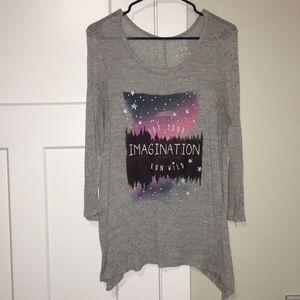 Imagination quarter sleeve size 18